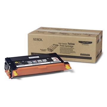 Εικόνα της Toner Laser Xerox Yellow HC 113R00725