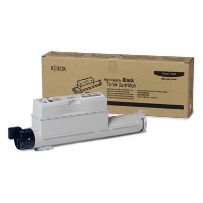 Εικόνα της Toner Laser Xerox Black HC 106R01221