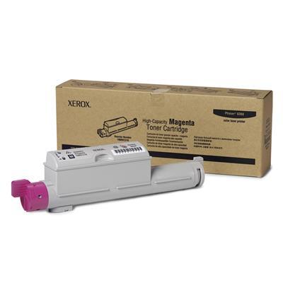 Εικόνα της Toner Laser Xerox Magenta HC 106R01219
