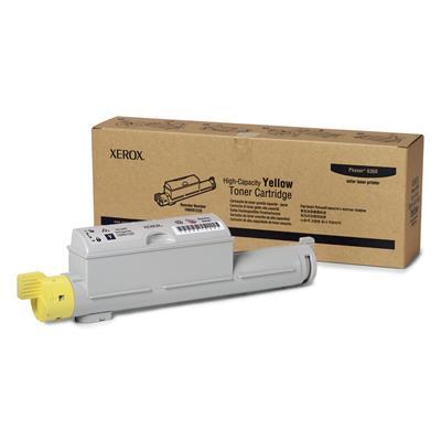 Εικόνα της Toner Laser Xerox Yellow HC 106R01220