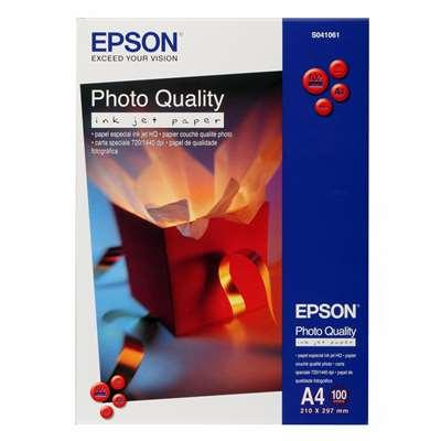 Εικόνα της Φωτογραφικό Χαρτί Epson A4 Matte 103g/m² 100 Φύλλα C13S041061