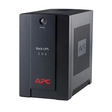 Εικόνα της UPS APC 500VA Back-UPS Line Interactive BX500CI