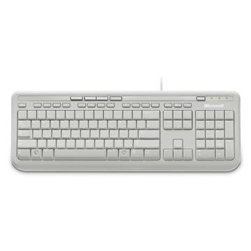 Εικόνα της Πληκτρολόγιο Microsoft 600 Ενσύρματο White GR ANB-00031