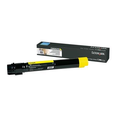 Εικόνα της Toner Lexmark C950 Yellow High Yield C950X2YG