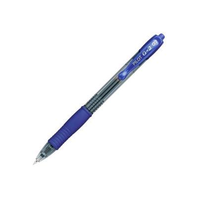 Εικόνα της Στυλό Pilot Gel 0.7mm G-2 Blue 2605003