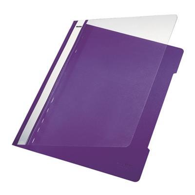 Εικόνα της Πλαστικό Ντοσιέ με Έλασμα Leitz Violet 41910065