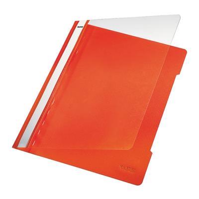 Εικόνα της Πλαστικό Ντοσιέ με Έλασμα Leitz Orange 41910045