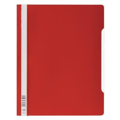Εικόνα της Πλαστικό Ντοσιέ Pvc με Έλασμα Durable Red 2570