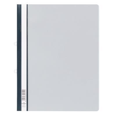 Εικόνα της Πλαστικό Ντοσιέ Pvc με Έλασμα Durable με Strip Αρχειοθέτησης Grey 2580