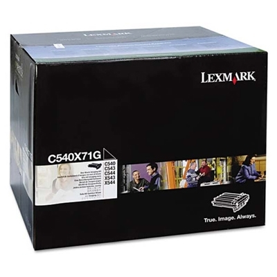 Εικόνα της Imaging Kit Lexmark C54x / X54x Black C540X71