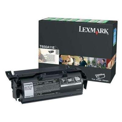 Εικόνα της Toner Lexmark T65x Black T650A11