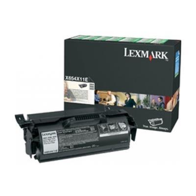 Εικόνα της Toner Lexmark X654 / X658 / X656 Black Extra High Yield X654X11