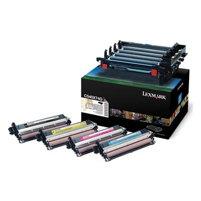 Εικόνα της Imaging Kit Lexmark C54x/x543 Black και Colour C540X74
