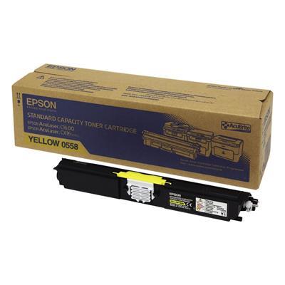 Εικόνα της Toner Epson Yellow C13S050558