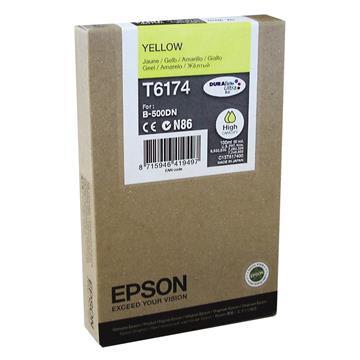Εικόνα της Μελάνι Epson T6174 Yellow HC C13T617400
