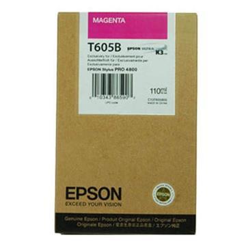Εικόνα της Μελάνι Epson T605B Magenta C13T605B00