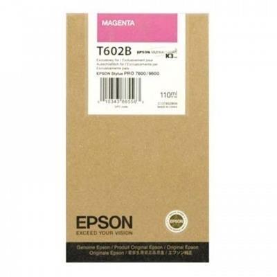 Εικόνα της Μελάνι Epson T602B Magenta C13T602B00