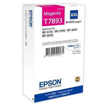 Εικόνα της Μελάνι Epson T7893 Magenta XXL C13T789340
