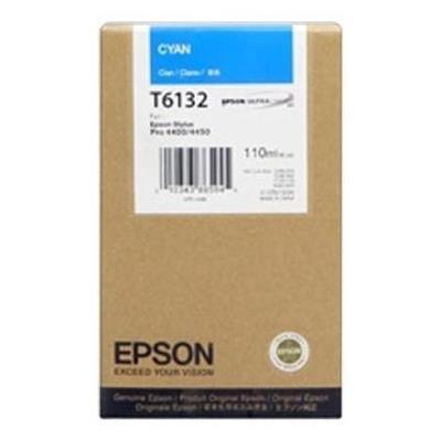 Εικόνα της Μελάνι Epson T6132 Cyan C13T613200