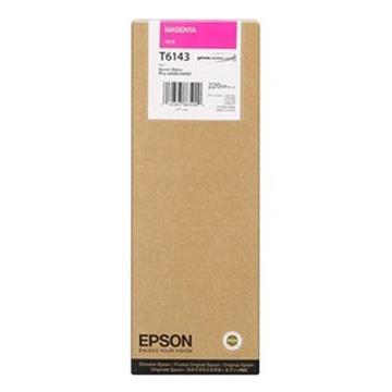Εικόνα της Μελάνι Epson T6143 Magenta HC C13T614300