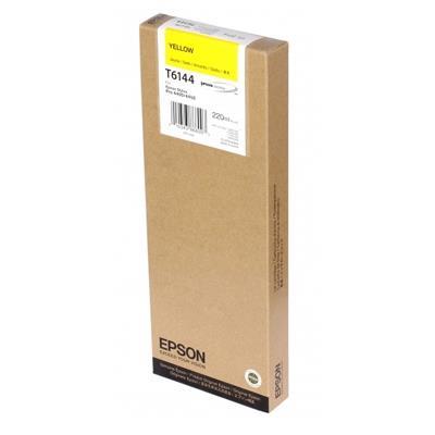 Εικόνα της Μελάνι Epson T6144 Yellow HC C13T614400