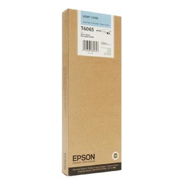 Εικόνα της Μελάνι Epson T6065 Light Cyan HC C13T606500