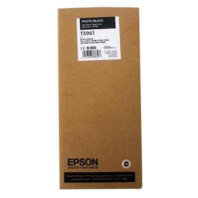 Εικόνα της Μελάνι Epson T5961 Photo Black C13T596100