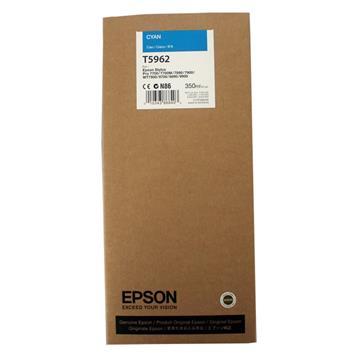 Εικόνα της Μελάνι Epson T5962 Cyan C13T596200
