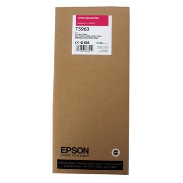 Εικόνα της Μελάνι Epson T5963 Vivid Magenta C13T596300