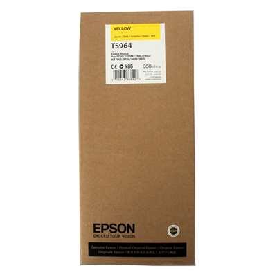Εικόνα της Μελάνι Epson T5964 Yellow C13T596400