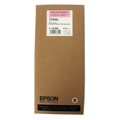 Εικόνα της Μελάνι Epson T5966 Vivid Light Magenta C13T596600