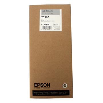 Εικόνα της Μελάνι Epson T5967 Light Black C13T596700