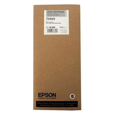 Εικόνα της Μελάνι Epson T5969 Light Light Black C13T596900