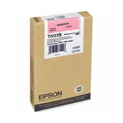 Εικόνα της Μελάνι Epson T603B Magenta HC C13T603B00