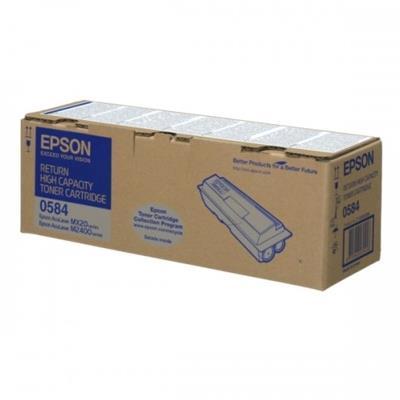 Εικόνα της Toner Epson Black HC C13S050584