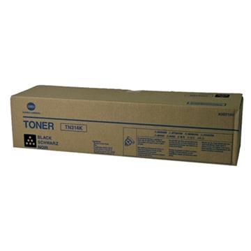 Εικόνα της Toner Konica Minolta Black TN-314K A0D7151