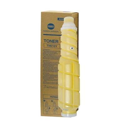 Εικόνα της Toner Konica Minolta Yellow TN-610Y A04P250