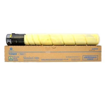 Εικόνα της Toner Konica Minolta Yellow TN-321Y A33K250