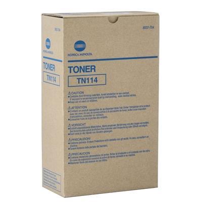 Εικόνα της Toner Konica Minolta 2-Pack TN-114 8937784