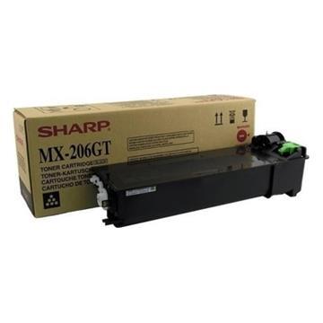Εικόνα της Toner Φωτοτυπικού Sharp Black MX-206GT