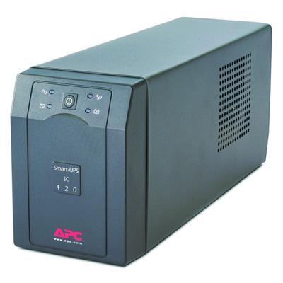 Εικόνα της UPS APC 420VA Smart-UPS Line Interactive SC420I