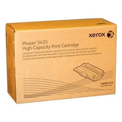 Εικόνα της Toner Laser Xerox Black HC 106R01415