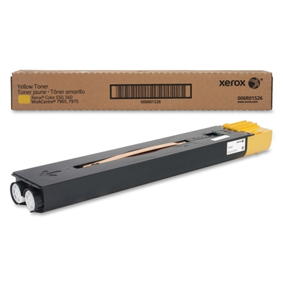 Εικόνα της Toner Xerox Yellow 006R01526