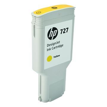 Εικόνα της Μελάνι HP No 727 Yellow 300ml F9J78A