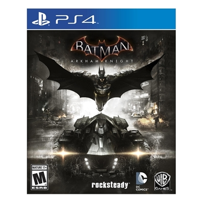 Εικόνα της Batman Arkham Knight (PS4)