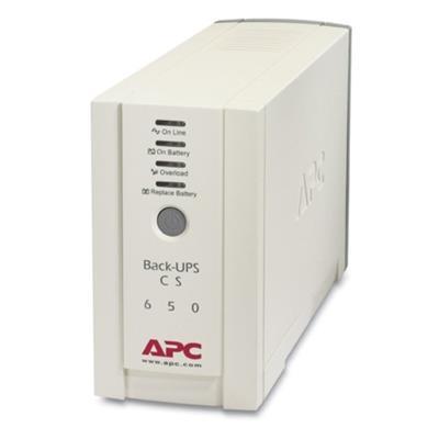 Εικόνα της UPS APC Back-UPS 650VA Stand By BK650EI