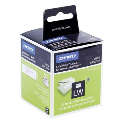 Εικόνα της Ετικέτες Dymo Address Labels 89 x 28mm 99010 S0722370