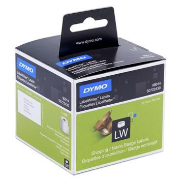 Εικόνα της Ετικέτες Dymo Shipping Name Badge 101 x 54mm 99014 S0722430