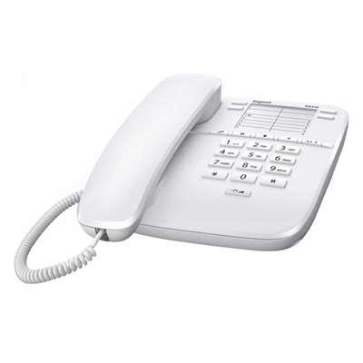 Εικόνα της Ενσύρματο Τηλέφωνο Gigaset DA310 White S30054-S6528-R102