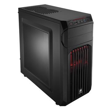 Εικόνα της Corsair Carbide Spec-01 Red Led Black